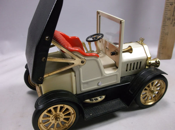 Ford Model T 1917 Transistor Radio  Toy Size Car Working AM Transistor Radio Made in Japan.epsteam