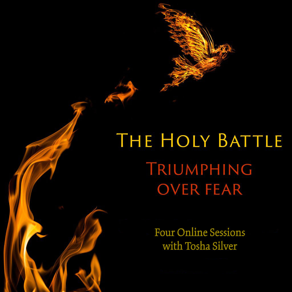 The Holy Battle: Triumphing Over Fear