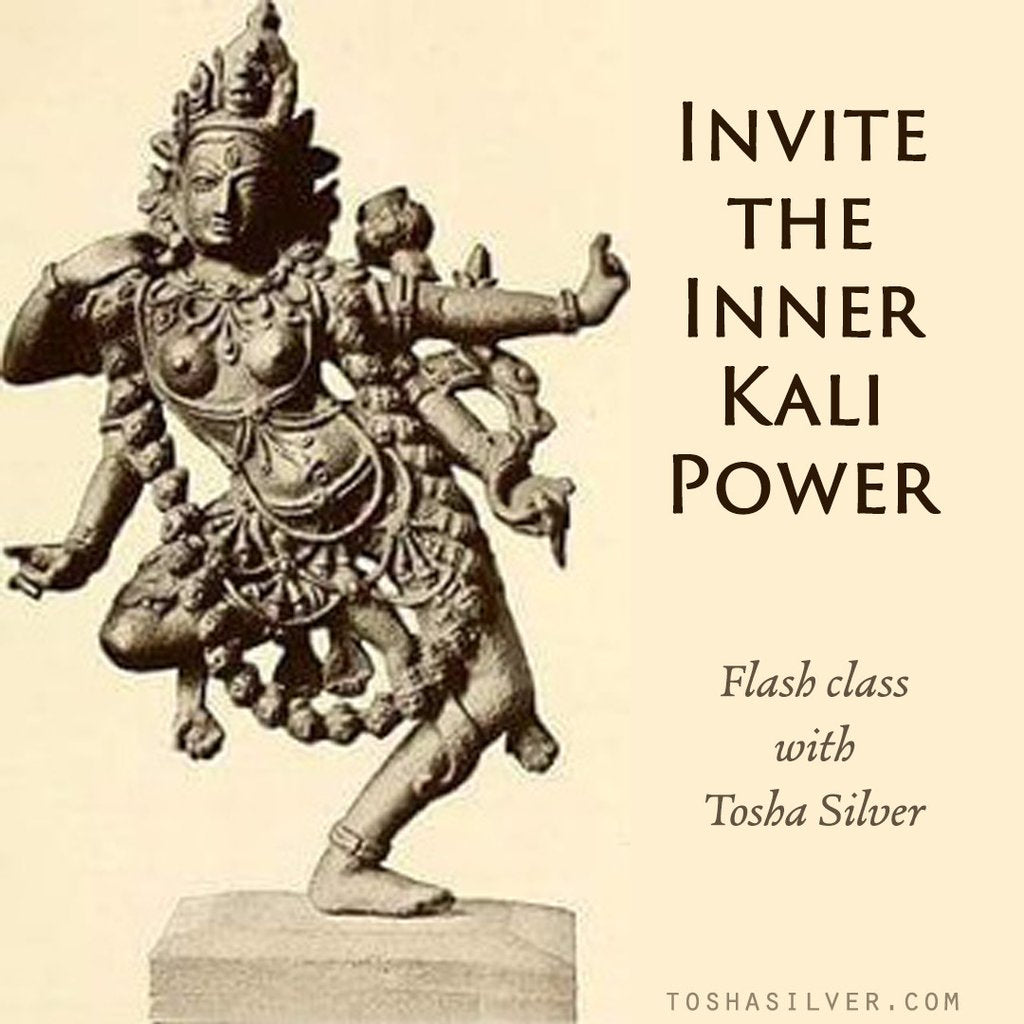 Invite the Inner Kali Power