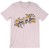 Save the Bees Shirt - Yellow Flowers