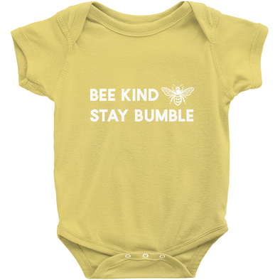 Bee Kind Stay Bumble Onesie