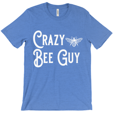 Crazy Bee Guy Shirt