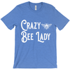 Crazy Bee Lady Shirt