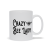 Crazy Bee Lady Mug