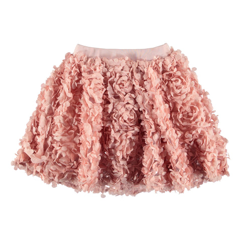 Brickly Flower Skirt