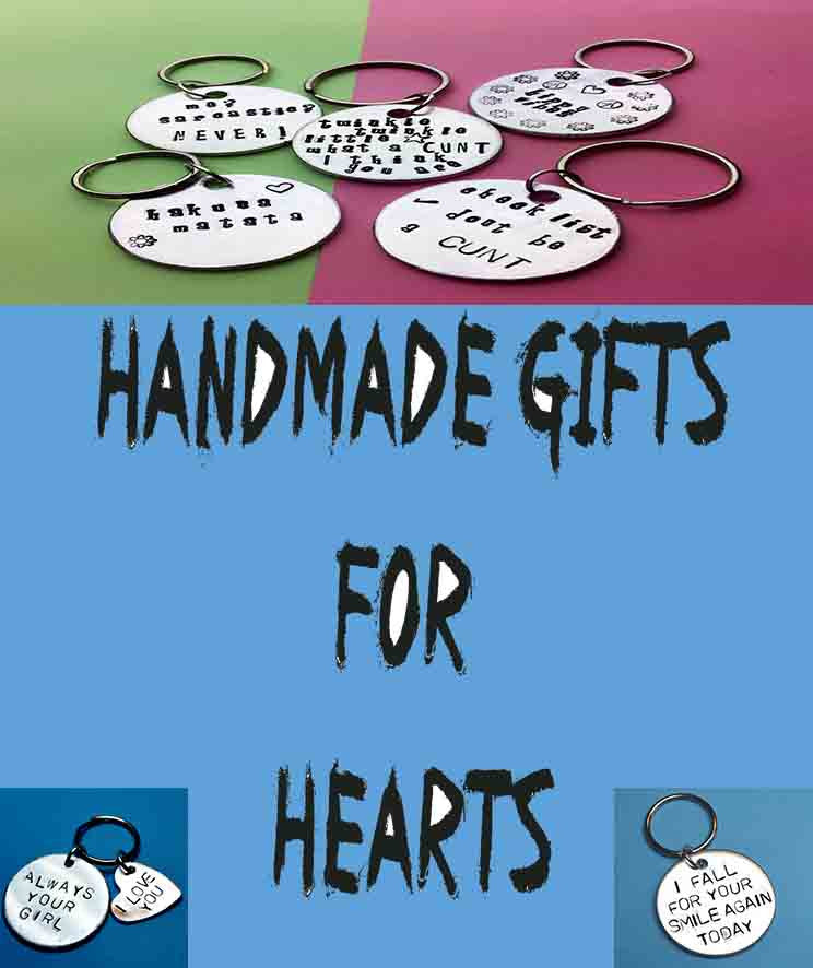 Handmade Gifts For Hearts