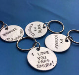 Keychains that are perfect gift for friends, families and loved ones