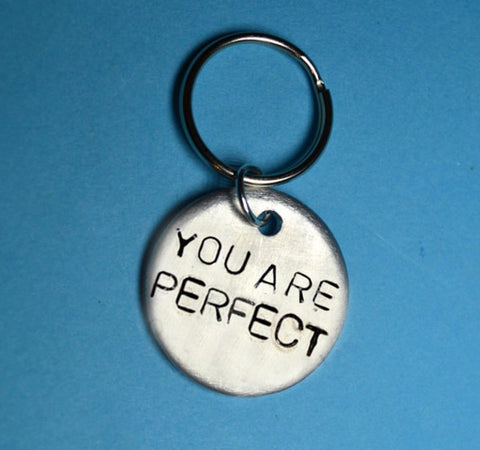 You Are Perfect Keychain- Perfect Gift For Boyfriend