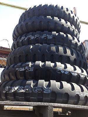 LOT OF 6 MISCELLANEOUS USED TIRES