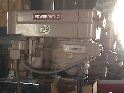 POWERMATIC  Part Number: 1200 1 HP MOTOR 230/440 3PH (R)