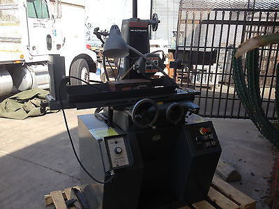 SURFACE GRINDER HARIG MODEL 618 AUTOMATIC MADE IN USA HEAVY DUTY INDUSTRIAL (R)