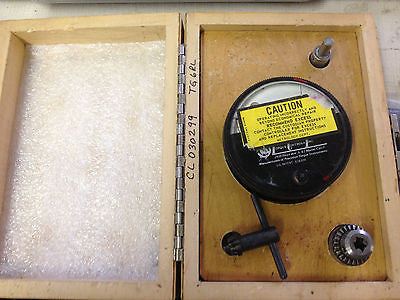 TORQUE CONTROLS INC GAUGE TEST INSTRUMENT *RA-7