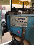 Nygren Dahly Paper Drill - PRINTER & BOOKBINDER (R)