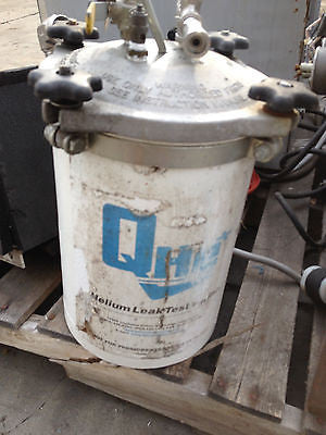 HELIUM LEAK TEST CYLINDER COMMERCIAL INDUSTRIAL APPLICATIONS HEAVY DUTY (R)