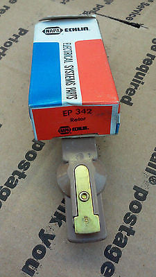 lot of 2 new old stock, napa echlin ep342 rotor ep 342  (?)