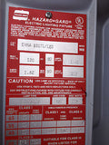 CROUSE-HINDS HAZARD GARD EVMA 93171/120 Industrial Light Explosion Proof