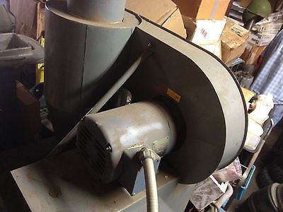 Aget Model 8c50 dust collector (R)