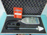 USED, SIMPSON MODEL 380M 380 microwave leakage tester *RA-11