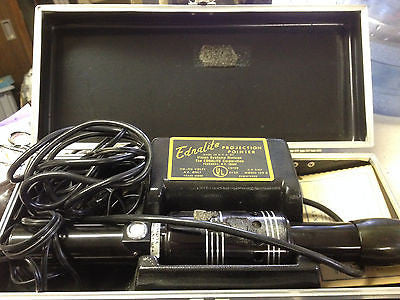 1986 EDNALITE PROJECTION POINTER MODEL 120A **RA-4
