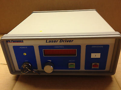 IPG PHOTONICS LASER DRIVER P/N: LDA-10 INDUSTRIAL MACHINE LABORATORY (R)