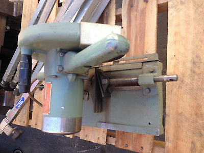 "TOLEDO CHOP CIRCULAR SAW 12"" INCH BUSINESS INDUSTRIAL COMMERCIAL (R)"
