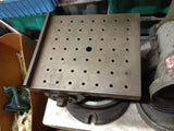 VINTAGE COLLECTIBLE THE ANGLE COMPUTER CO PRECISION TESTING TABLE SURFACE (R)