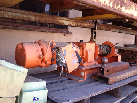 JEAMAR WINCHES HAULING ELECTRIC (R)