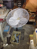 Hot weather DAYTON medium sz air circulating fan home Industrial factory (R)