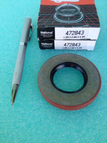 SOLD!!!FEDERAL MOGUL 472843 OIL SEALS *RA-4 (UW 44)