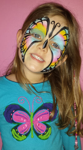 Face and Body Painting for Kids Parties