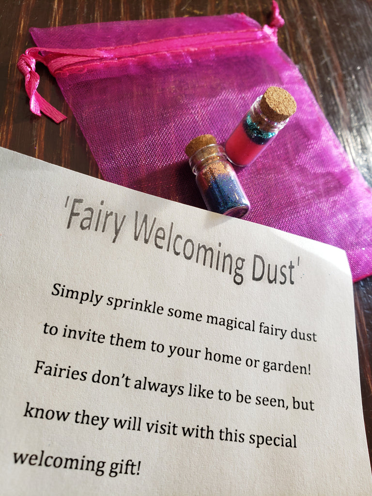 Fairy Welcoming Dust