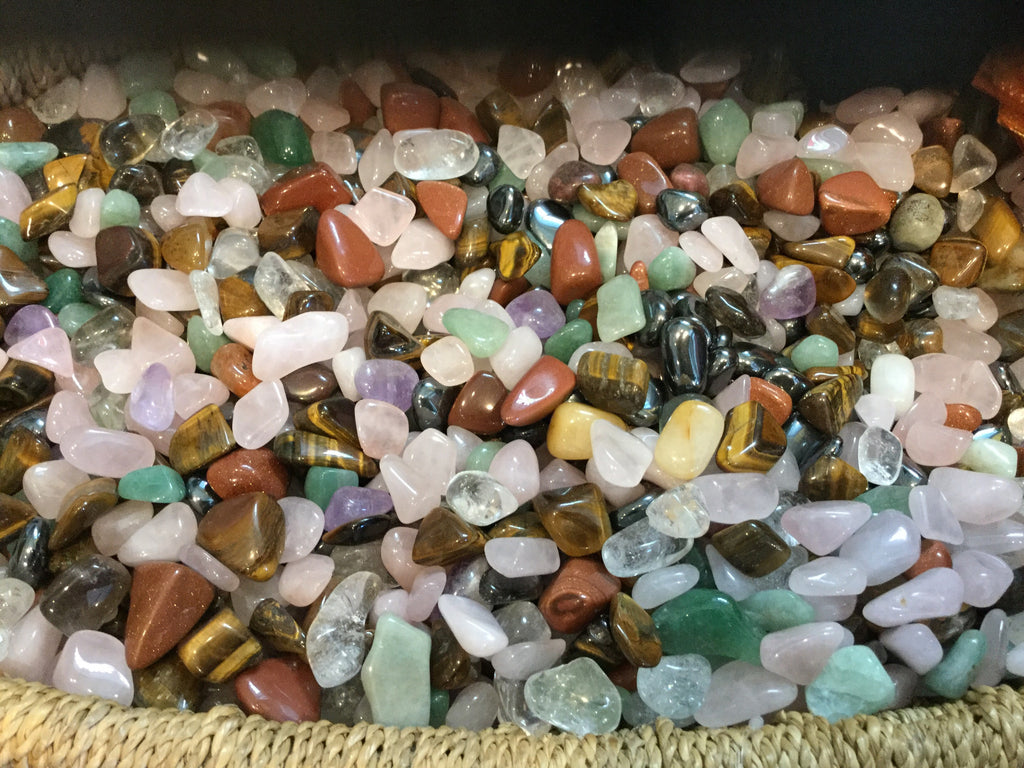 Tumbled Stones - Soulstice Shop
