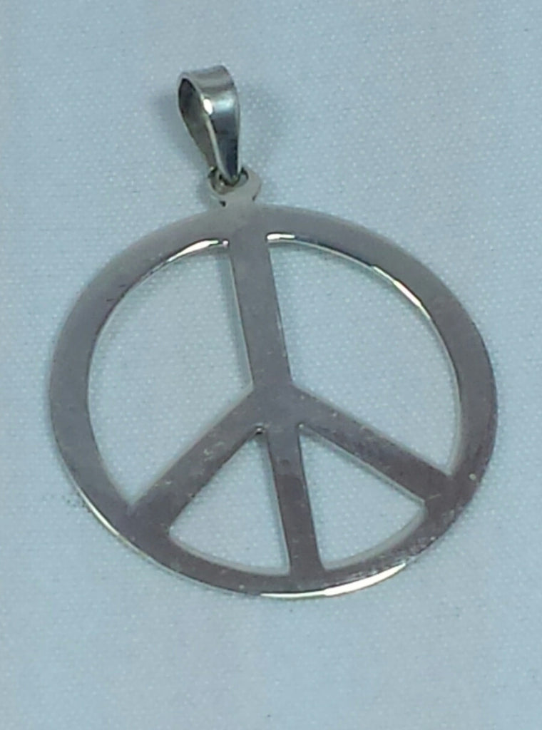 Peace Sign Pendant - Soulstice Shop