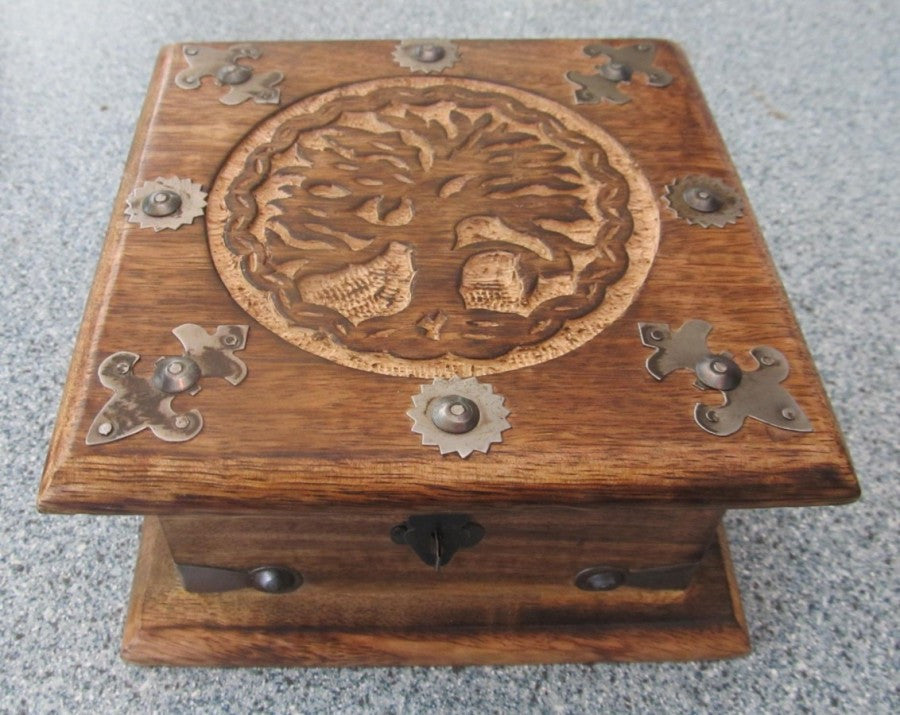 Tree of Life Chest - Soulstice Shop