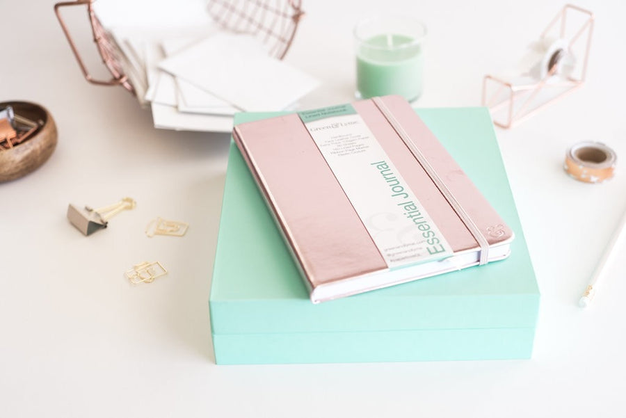 Essential Journal | Rose Gold