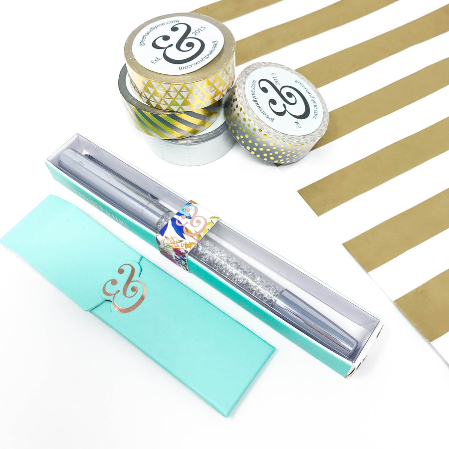 Galaxy Washi & Spark Pen Bundle