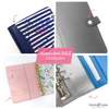 Imperfect A5 Planner: Juliette, Slate, Fashionista, or Splash