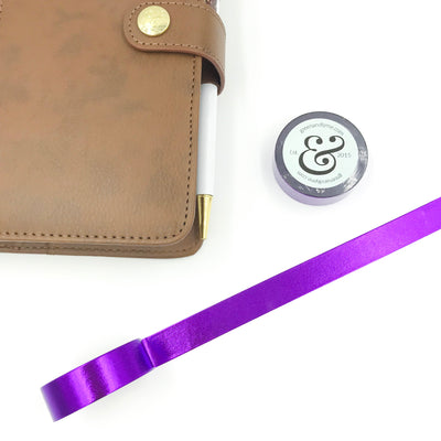 Majestic Amethyst Washi Tape