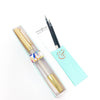 Imperfect Midas Spark Pen: Gold Crystal Gel Pen