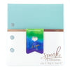Painted Sky Spark Clip: Magnetic Paper Clip