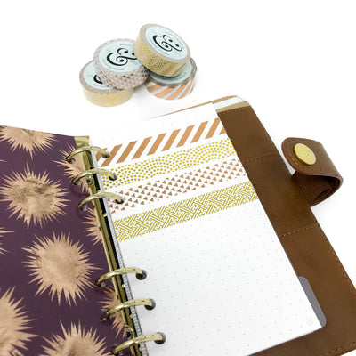 Golden Washi Tape Bundle