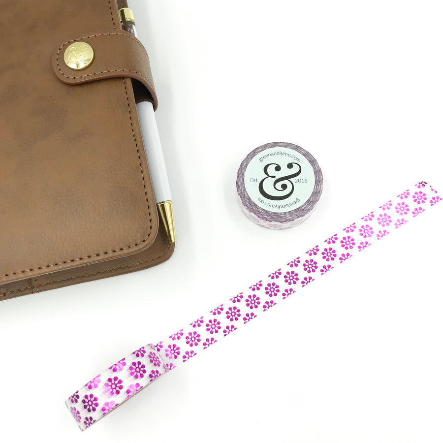 Sweet Violet Washi Tape