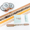 Untamed Washi & Spark Pen Bundle