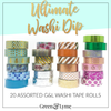 Ultimate Washi Dip: For extreme washi lovers only