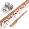 Love Story II Washi & Spark Pen Bundle