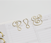 Ampersand Paper Clip