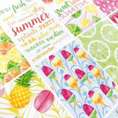 July Exclusive Kit: Fresh Squeezed