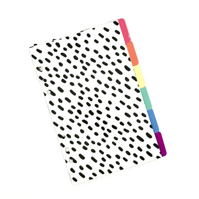 Color Pop | A5 Divider Set