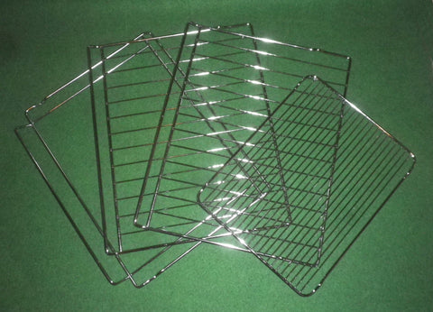 Electrolux, Westinghouse 4 Piece Stove Oven Rack Set - Part # 0327001361