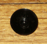 Chef GHS Series Gas Cooktop Black Plastic Igniter Button Cap - Part # 0574001249
